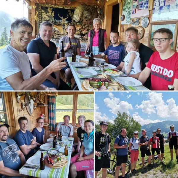 Firmenausflug auf die Alpe Hochegg in Sibratsgfäll 👌... . . . Am vergangenen ...