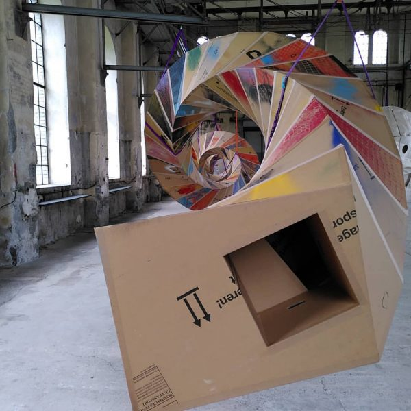 In Dornbirn gibt es neben der @inatura_dornbirn den @kunstraumdornbirn - beides perfekt für ...