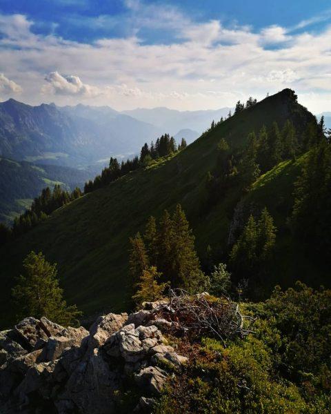 Luguntenkopf - Wanderung von Schönenbach aus #bregenzerwald #bregenzerwald_fan #wandern #wanderung #luguntenkopf #vorarlberg #Schönenbach ...
