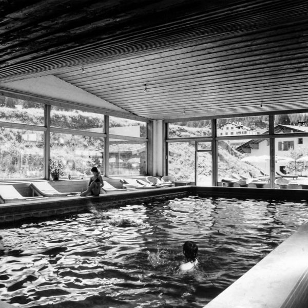The Post Lech a house with history - swimming fun on the Arlberg ...