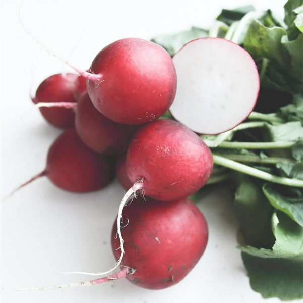 Our superfood of the month for July? Radishes.  These wonderfully tart and ...
