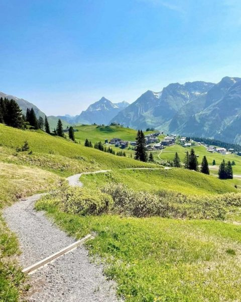 Summer season in Lech Zürs has been going on for a while now and we still can't...