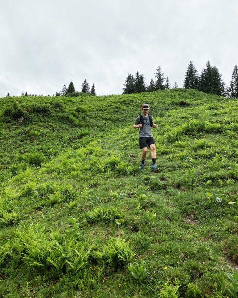 #schönenbach #trailrunning #hiking #wandern #bergfinkontour Schönenbach Alp, Vorarlberg, Austria