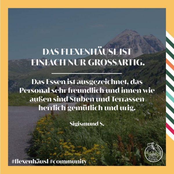 Wir freuen uns soo sehr über solche tollen Bewertungen. Danke 🤩 🙌 #flexenhäusl#zürs#aussicht#coffee#bewertung#gästefeedback#flexenpass#flexengalerie#edelweisszuers#hoteledelweiss#lechzuers#staysexy #arlberg#unserarlberg#zuers#hotel#landscape#landschaft#view#aussicht#bestofthealps#alpin#alpen#placetobe#wandern#hike#sommerurlaub Flexenhäusl