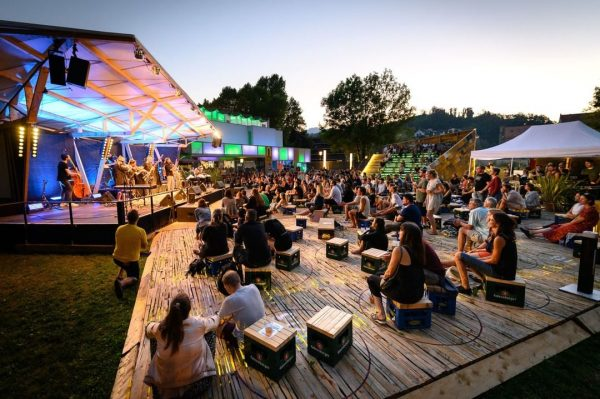 Guess what: @poolbarfestival starts tomorrow! 🤩🥳 The festival for culture from niche to ...