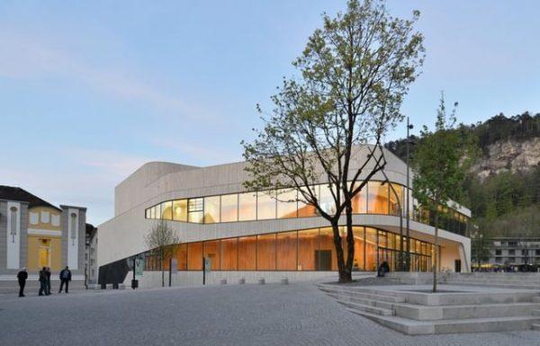 Impressionen Montforthaus Feldkirch - Nominiert für Best Convention Center in Austria 2021. 👈 ...