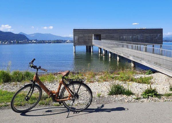 Kennt Ihr schon unsere Bambusfahrräder von my Boo - Bamboo Bikes? Die Fahrräder ...