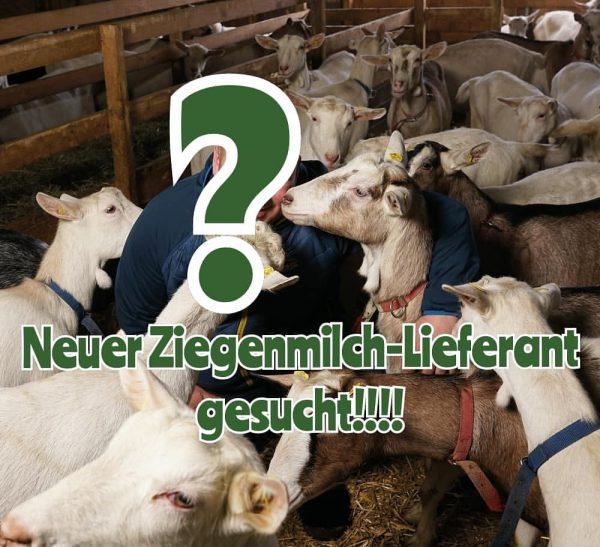 Wir suchen DICH ... unseren neuen Milchlieferanten für Ziegen-Heumilch. Für deinen Start, können ein gesamter Ziegenbestand und...