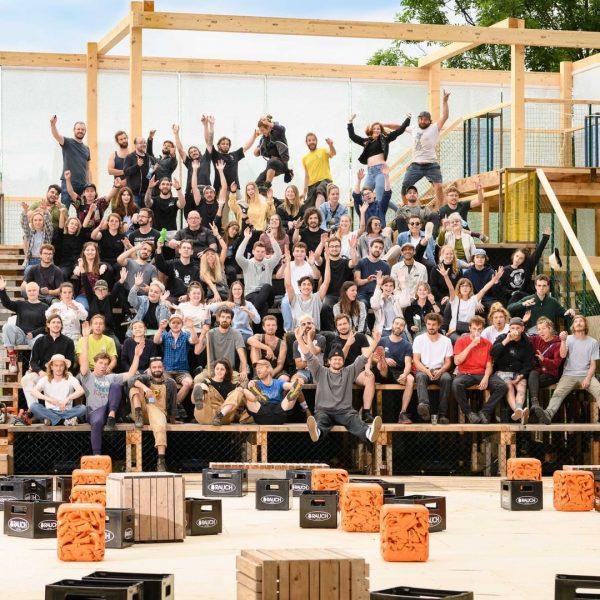 Der Start in einen wohl unvergesslichen @poolbarfestival-Sommer ist geglückt: Mit Hauptact James Hersey ...