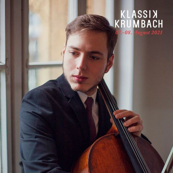 #Künstler Und wieder dürfen wir den fantastischen Cellisten Alexander Kovalev in Krumbach begrüßen. Er ist nicht nur...