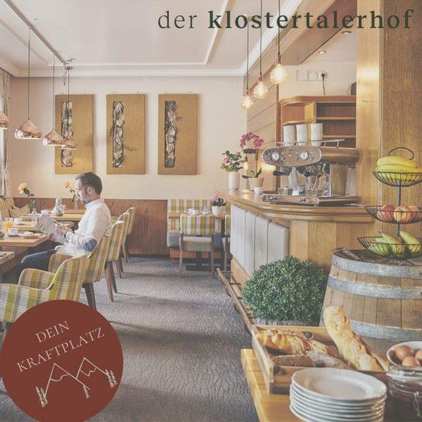 dein regionales genussfrühstück. #derklostertalerhof #hotel #genuss #kraftplatz #frühstück #essen #kaffee #morgenstundhatgoldimmund #regional #genießen #klösterle #klostertal #vorarlberg #österreich...