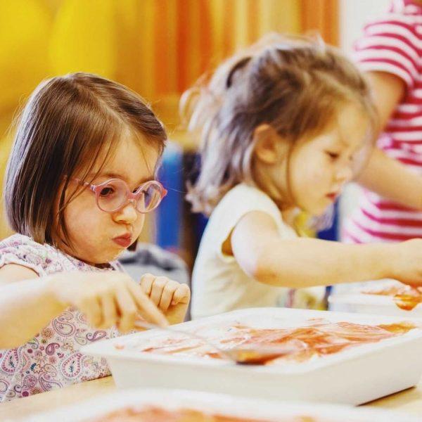Gesunde Ernährung. Ein ziemlich kniffliges Thema. Das was die Kinder essen, ist nicht ...