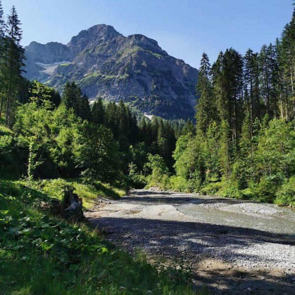 Widderstein Umrundung #widderstein #kleinwalsertal #österreich #austria #baad #alpin #alpen #mountain #gebirge #wandern #bergwandern ...