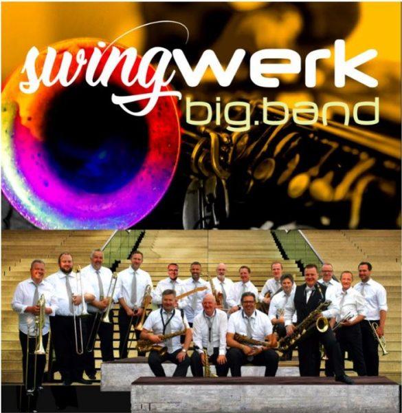 Bestimmt haben Sie sich genauso auf das Konzert mit der Swingwerk Big Band und Giuliano De Stefano...