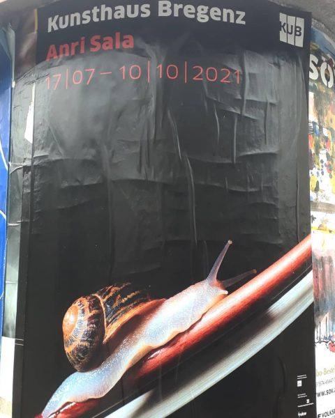 Anri Sala im KUB Das Kunsthaus Bregenz zeigt vom 17.7. bis 10.10.2021 in ...
