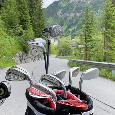 Happy Weekend #lech #golflech #austria #lifebalance golf #austria #lechzuers #golf #gearuppromos #golf_world__ Lech, ...