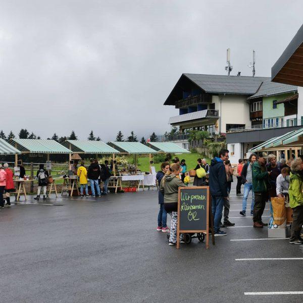 Mark der Erde Sibratsgfäll..... Slow food, einheimische Produzenten..... Schaut vorbei beim Dorner Hof ...