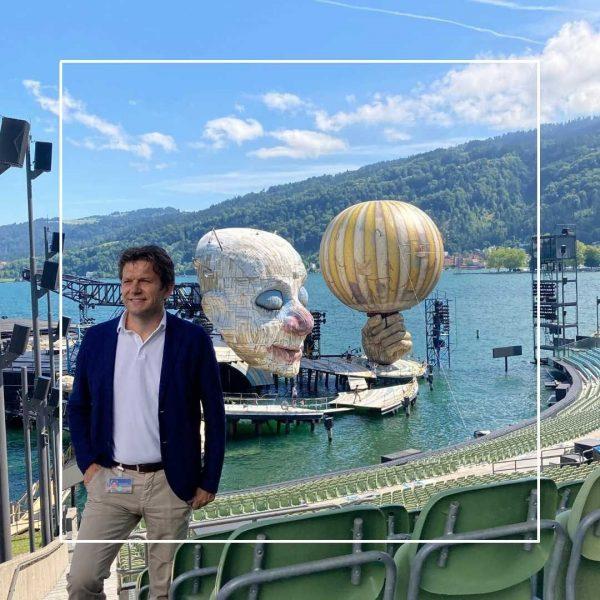 Jetzt online! Die neue Moscht & Riebel-Episode mit dem kaufmännischer Direktor der Bregenzer ...