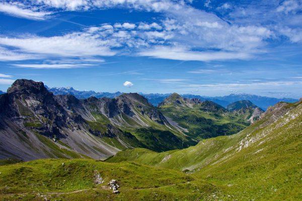In den Bergen ist man vollkommen frei ohne Stress u Zeitdruck & kann die Ruhe und die...