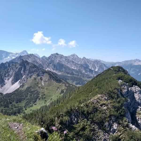 Schillerkopf und Mondspitze @michi6612 #mountains #rätikon #brandnertal #schillerkopf #mondspitze #vorarlberg #holidays