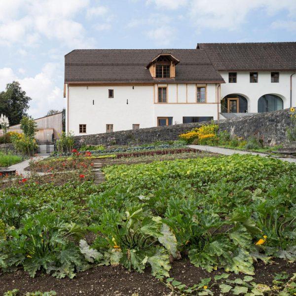 Propstei St. Gerold – Herberge / Provost Residence St Gerold – Hostel  ...
