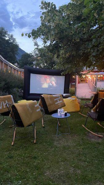Bock auf Kino an der frischen Luft? #kino #outdoorkino #bergkino #bergespüren #vorarlberg #brandnertal ...