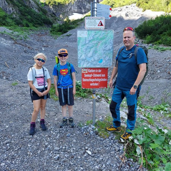 On our second day in Austria during our summer holiday we had a ...