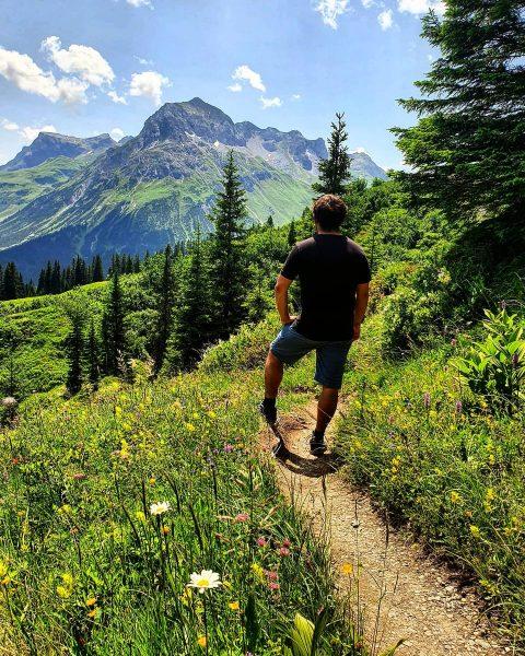 Home, sweet home! . . #immerweiter #inistwerdrinist #youbetterbein #vacation #holidays #youbetterbein #hiking #wandern #wandering #hiking #lech #lechzuers...