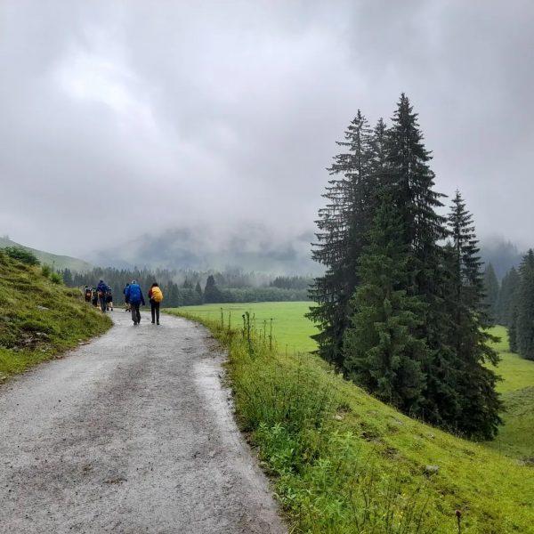 Schönenbach Alp, Vorarlberg, Austria