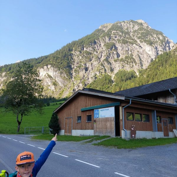 Today we walk a difficult and technical summit tour to the Brander Hausberg, ...
