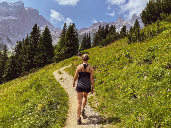 Let's hike! 🏔 #meinmontafon #visitvorarlberg #travel #hike #mountains #mountainlover #austria #montafon #vorarlberg #outdoor ...