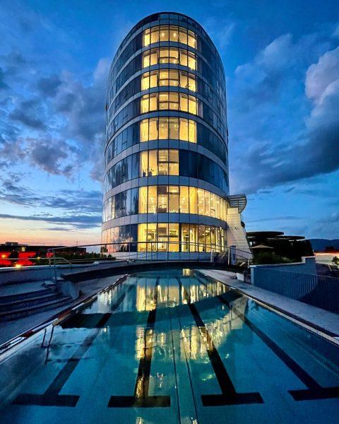 Four Points Panoramahaus, Dornbirn #sheraton #fourpointsbysheraton #fourpointsdornbirn #fourpointsbysheratondornbirn #dornbirn #vorarlberg #hotel #hotels #hotelsoftheworld ...
