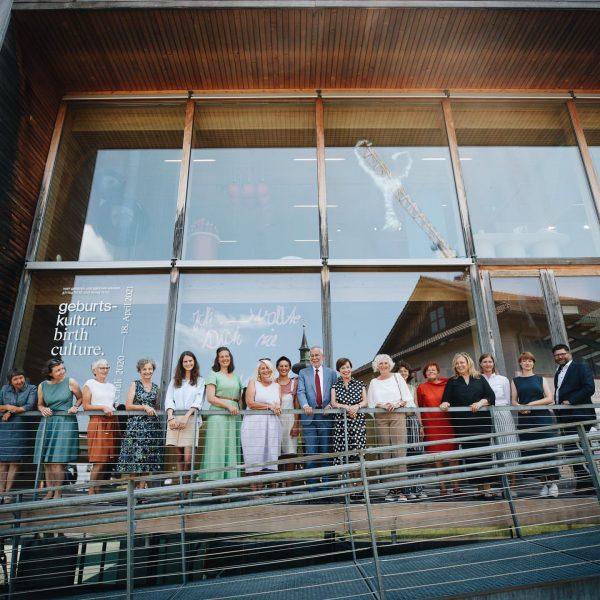 Das einzige Frauenmuseum Österreichs, das @frauenmuseum_hittisau, liegt im Bregenzerwald. Bundespräsident Alexander Van der ...