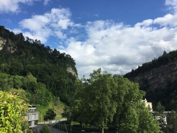 Schöne Aussichten ☀️☀️ Genuß über den Dächern von Feldkirch. Wir freuen uns auf ...