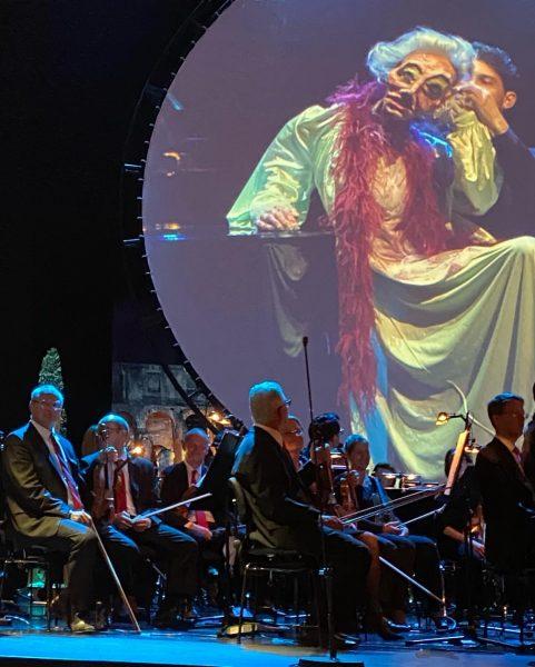 Festspielzeit in Österreich: Eröffnung der Bregenzer Festspiele 2021 mit den Wiener Symphonikern; Temps des Festivals en Autriche🎶:...