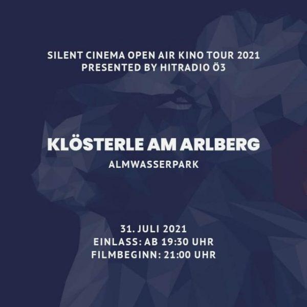 dein event. #derklostertalerhof #hotel #kino #cinema #event #klösterle #freiluftkino #silentkino #abendprogramm @kloesterle_am_arlberg @klostertal