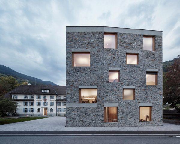 International Award for Sustainable Architecture 2021 | Fassa Bortolo | Honourable Mention | ...