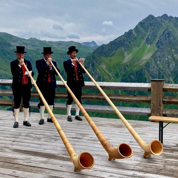 Klangfestival 2021 - von heiter bis wolkig... Danke an unsere Musikanten und natürlich ...
