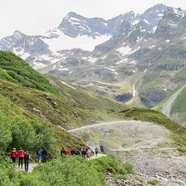 Only one day left to the KUB excursion to Bielerhöhe in Montafon to ...