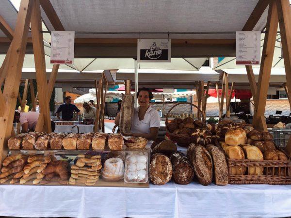 Heute Freitag sind wir wieder auf dem Wochenmarkt in Bezau! 🔥 Genuss für jeden Tag! 🥨 Bezau