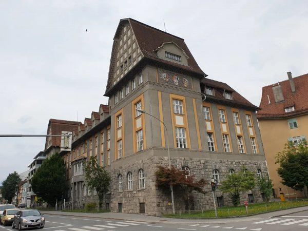Bundesfinanzgericht - Außenstelle Feldkirch Zur Abwechslung mal wieder tagesaktuell - endlich wieder Urlaub, ...