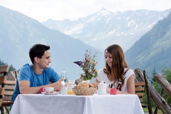 Bergerlebnis: Kultur.Frühstück.Montafon - Ein ideales Bergerlebnis bei gutem, wie bei regnerischem Wetter Nach ...