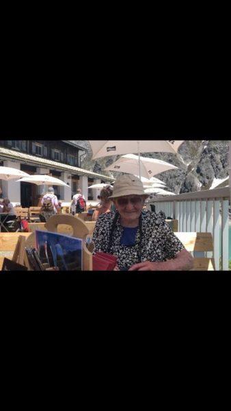 Mit Oma auf Achse 🏔🥾☀️🚠☕️🇦🇹❤️ #lünersee #brand #brandnertal #visitvorarlberg #moutainlove #heimatliebe #austria #gsiberger ...