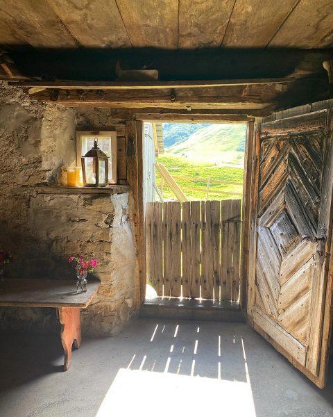 Die untere Gaisbühel Alpe - original erhalten seit 200 Jahren 😊 Ein Ruhepol ...