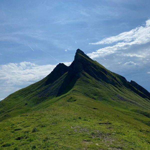Wunderschöne 12 KM Wanderung - Danüls Rundweg am Bergkamm entlang auf den Hochblanken ...