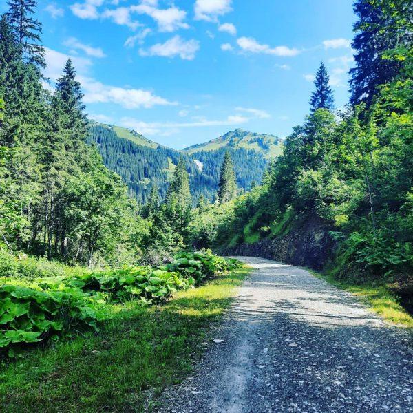 #hiking #austria🇦🇹 #kleinwalsertal #bärgunthütte Bärgunthütte Kleinwalsertal