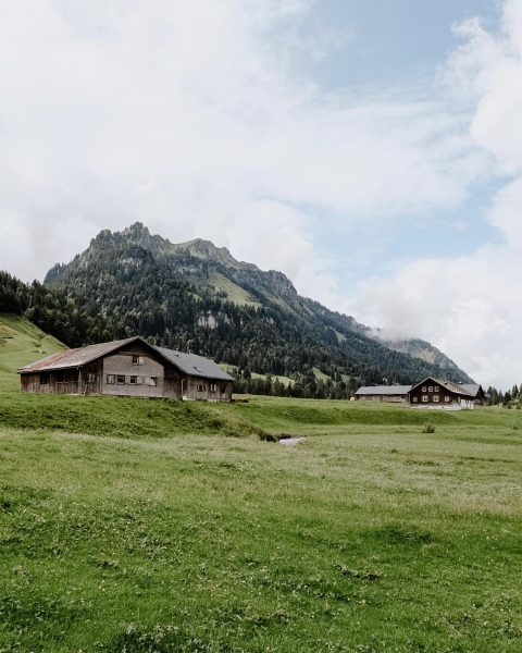 would you believe that this was my very first trip to vorarlberg, although ...