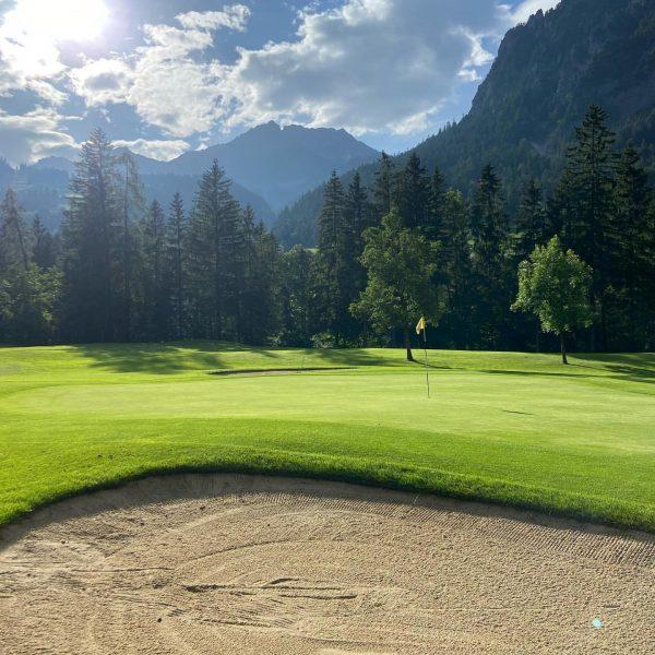 #golfen #hobby #brandnertal #golfclubbrand #alpingolf #vorarlberg Golfclub Brand