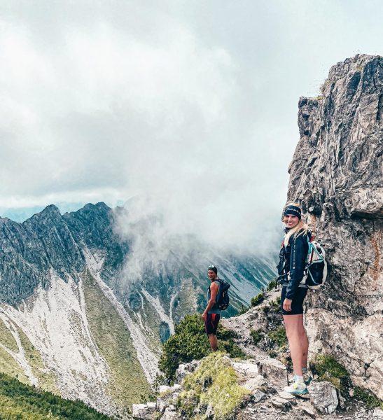 2 Peaks hike 🏔 Mondspitze & Schillerkopf 📸 @redgreening #hike #hikemore #hikeyourownhike #hiker ...