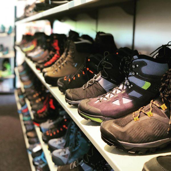 Schuhe Schuhe Schuhe! Wenn Du auch den perfekten Schuh für die Berge suchst ...